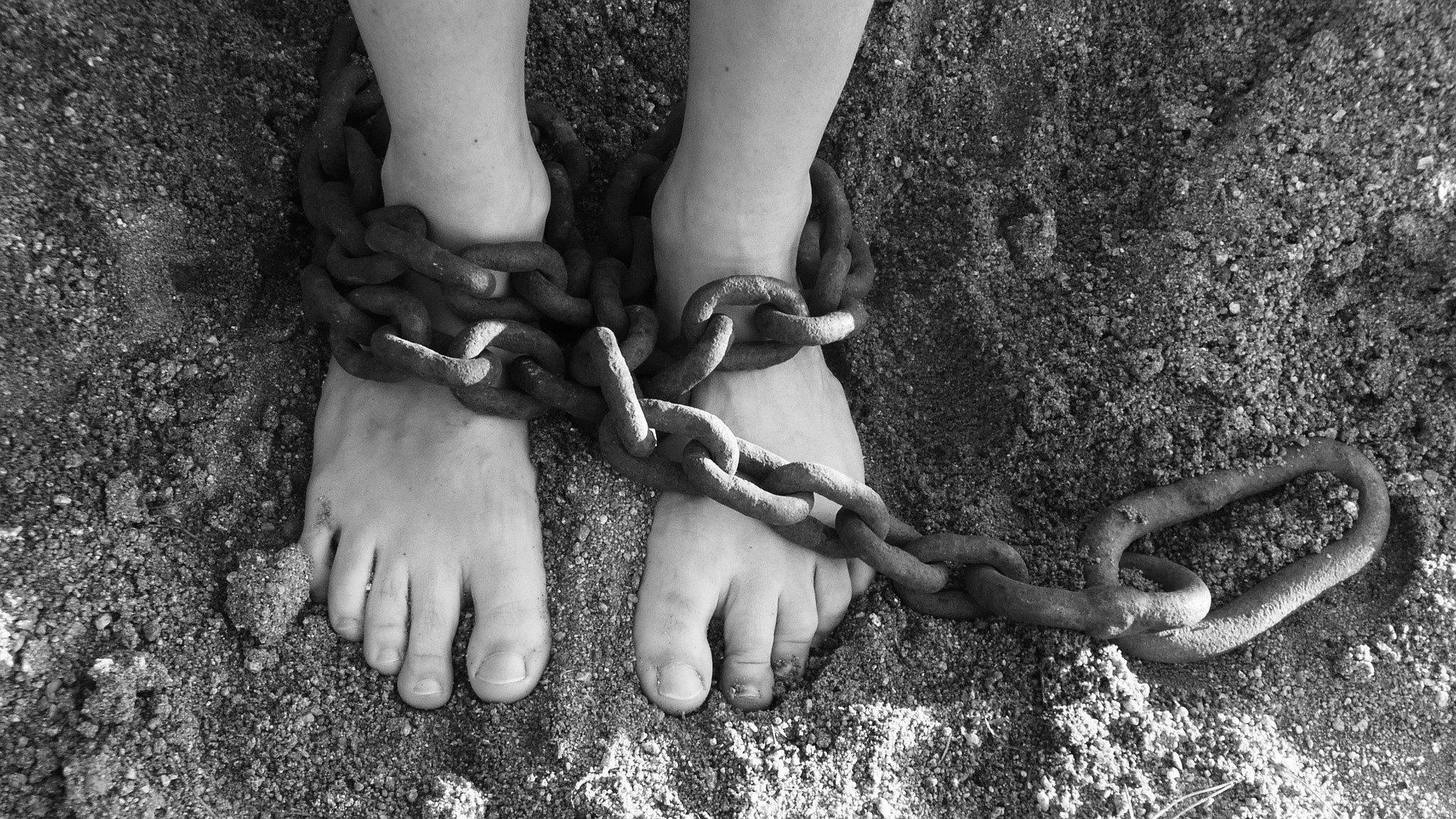 Fußketten Fußfesseln