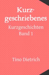 Kurzgeschriebenes E-Book Cover
